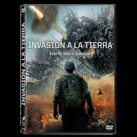 Invasión a la tierra DVD