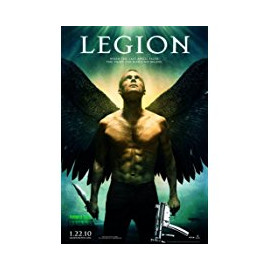 Legion DVD