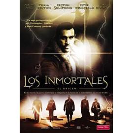 Los inmortales El Origen DVD