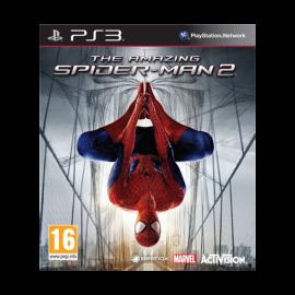 The Amazing Spiderman 2 PS3 (SP)