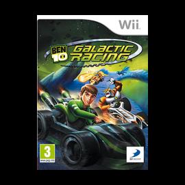 Ben 10 Galactic Racing WII (SP)