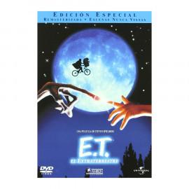 ET, El extraterrestre Ed Especial DVD