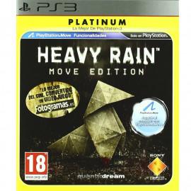 Heavy Rain Move Edition Platinum PS3 (SP)