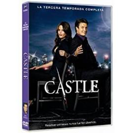 Castle Temporada 3 (24 Cap) DVD