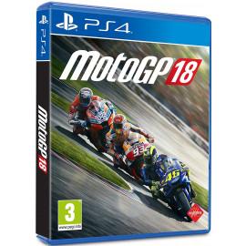 Moto GP 18 PS4 (SP)