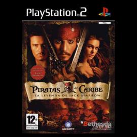 Piratas del Caribe: La Leyenda de Jack Sparrow PS2 (SP)