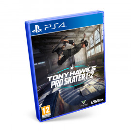 Tony Hawk's Pro Skater 1 y 2 PS4 (SP)