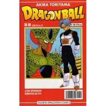 Manga Slim Dragon Ball Serie Roja 27
