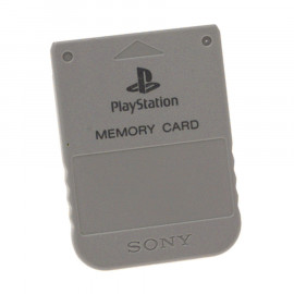Memory Card PlayStation PSX