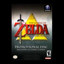 The Legend of Zelda Collector's Edition GC (SP)