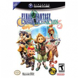 Final Fantasy Crystal Chronicles GC (SP)