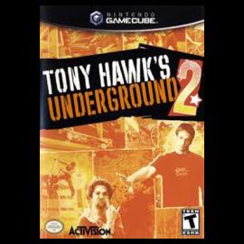 Tony Hawk's Underground 2 GC (SP)
