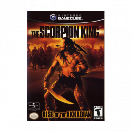 The Scorpion King Rise of the Akkadian GC (SP)