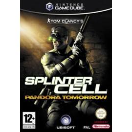Splinter Cell Pandora Tomorrow GC (SP)