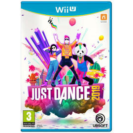 Just Dance 2019 Wii U (SP)