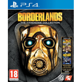 Borderlands The Handsome Collection PS4 (FR)