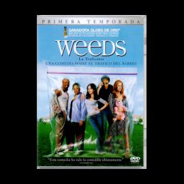 Weeds Temporada 1 (10 Cap) DVD