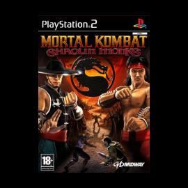 Mortal Kombat: Shaolin Monks PS2 (SP)