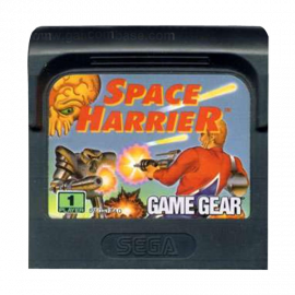 Space Harrier GG