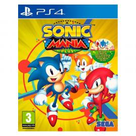 Sonic Mania Plus PS4 (SP)