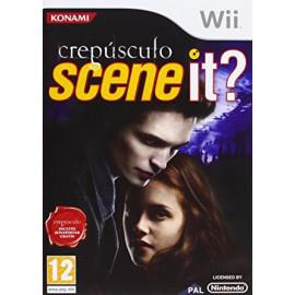 Crepusculo Scene it Wii (SP)