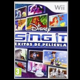Disney Sing it Exitos de pelicula Wii (SP)