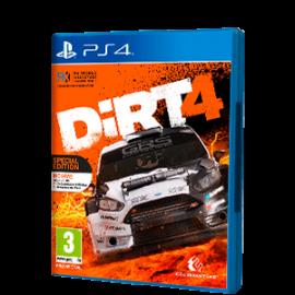 Dirt 4 PS4 (SP)