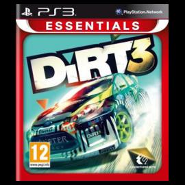 Dirt 3 Essentials PS3 (SP)