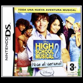 High School musical 2 Vive el Verano DS (SP)