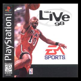 NBA live 98 PSX (SP)
