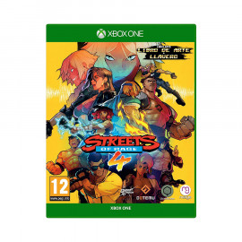 Streets of Rage 4 Xbox One (SP)
