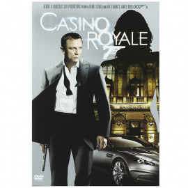007 Casino Royale DVD