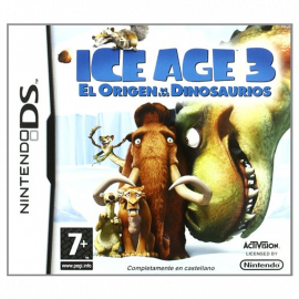 Ice Age 3 DS (SP)