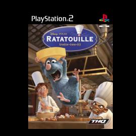 Disney Pixar Ratatouille PS2 (SP)