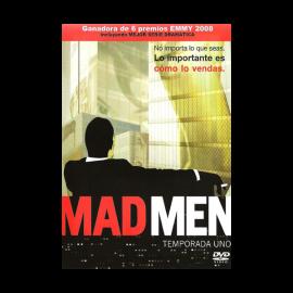 Mad Men Temporada 1 (13 Cap) DVD