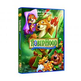 Robin Hood Disney La Edicion mas buscada DVD