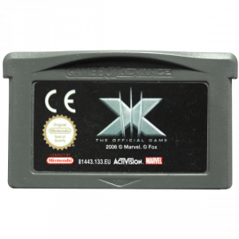 X Men The official game GBA