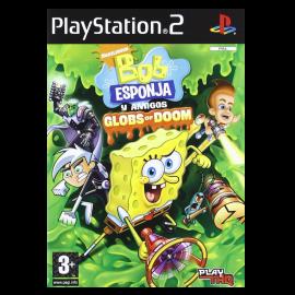 Bob Esponja y sus amigos: Globs of Doom PS2 (SP)