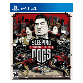 Sleeping Dogs Definitive Edition PS4 (SP)