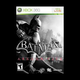 Batman Arkham City Xbox360 (UK)