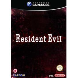 Resident Evil GC (UK)