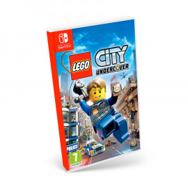 Lego City Undercover Switch (SP)