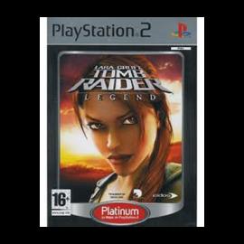 Tomb Raider Legend Platinum PS2 (SP)
