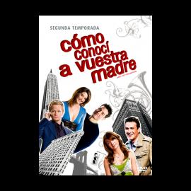 Como conoci a vuestra madre Temporada 2 (22 Cap) DVD