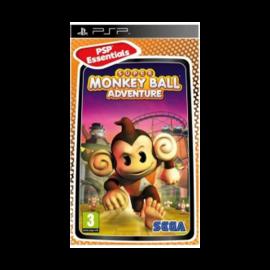 Super Monkey Ball Adventure Essentials PSP (SP)