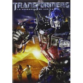 Transformers La Venganza de los Caidos DVD