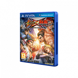 Street Fighter X Tekken PSV (SP)