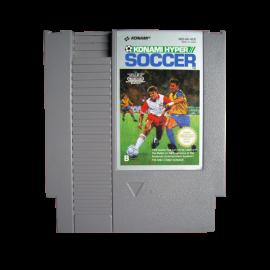Konami Hyper Soccer NES