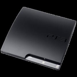 PS3 Slim Negra 500GB (Sin Mando)