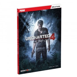 Guia Oficial Uncharted 4